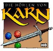 Die Höhlen von Karn (Cover-Artwork)