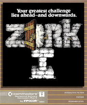 Zork I - The Great Underground Empire