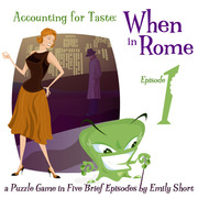 When in Rome 1 - Accounting for Taste