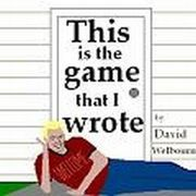This is the game that I wrote