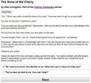 The Sons of the Cherry