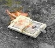 Burn the Koran and Die