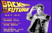 Back to the Future: Marty Quest