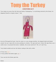 Tony the Turkey