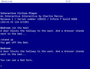 Interactive Fiction Player
