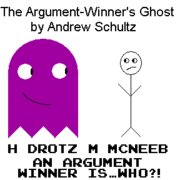 The Argument-Winner's Ghost