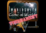 The Game of Worlds Tournament